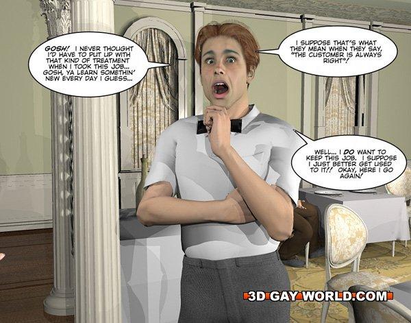 from Jaxen pleasing the customer gay comics