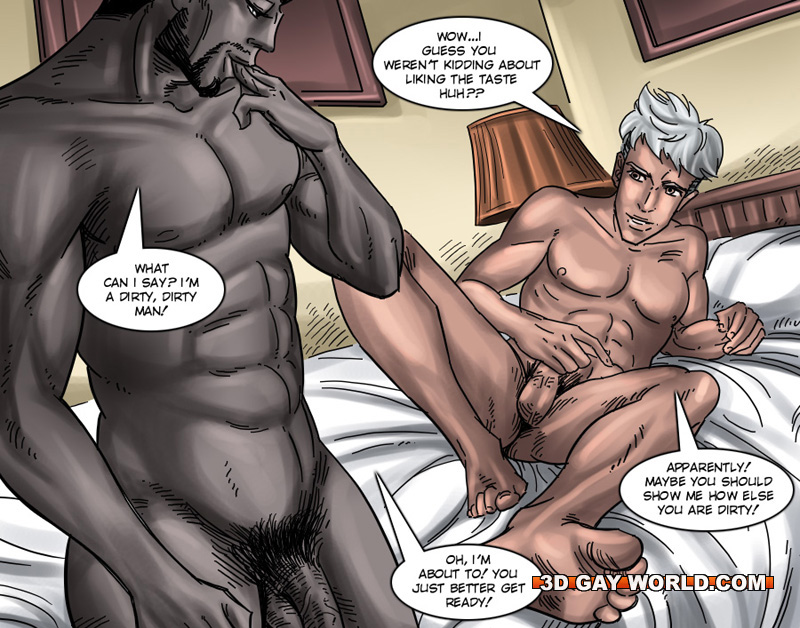Cartoon free interracial xxx